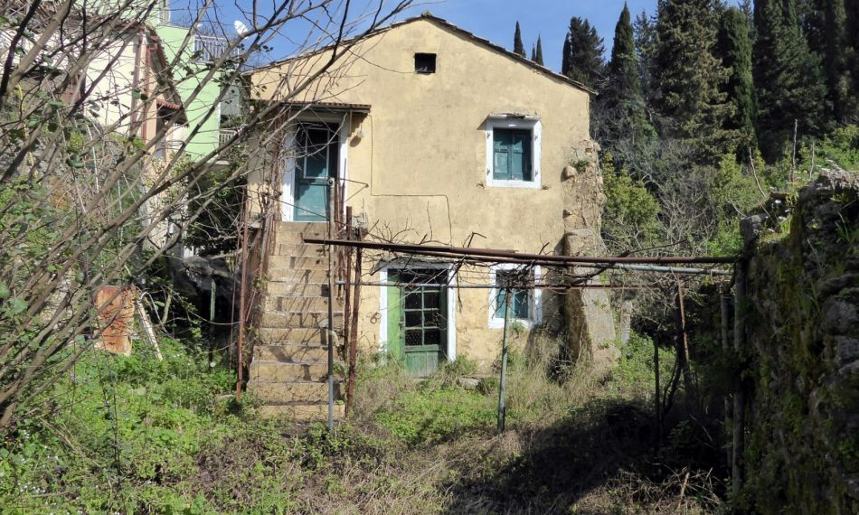 Houses for sale in Corfu, Greece